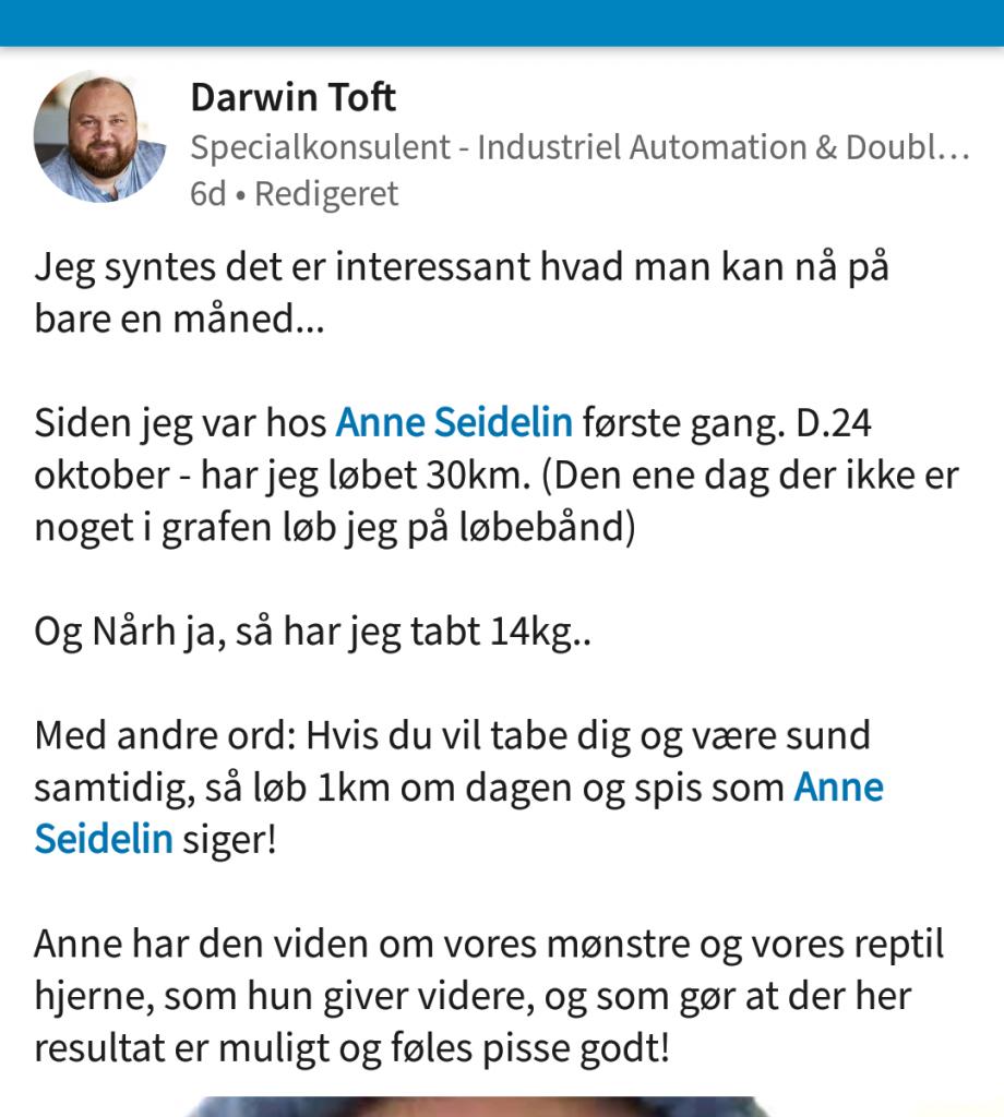 Darwin Linkedin