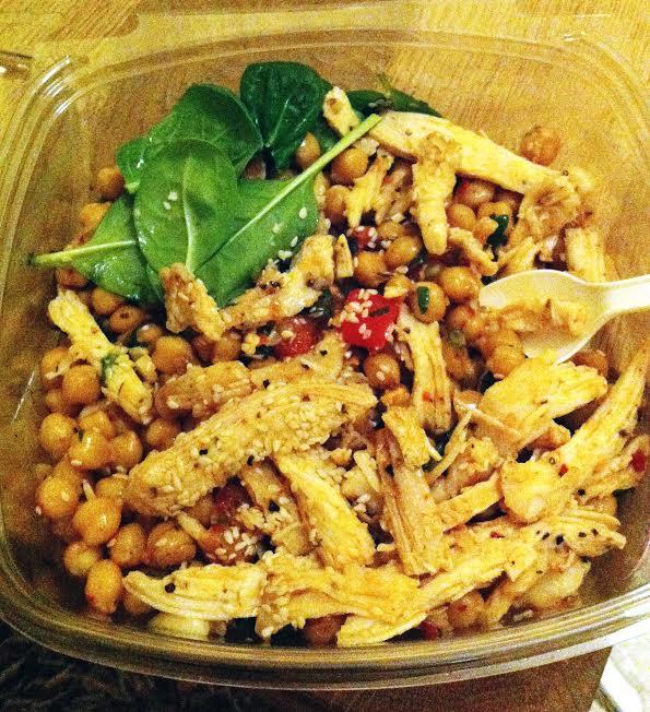 proteinsalat