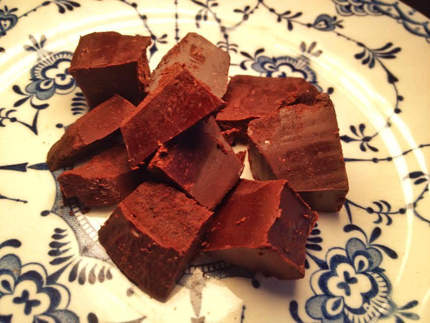 Sundere chokolade
