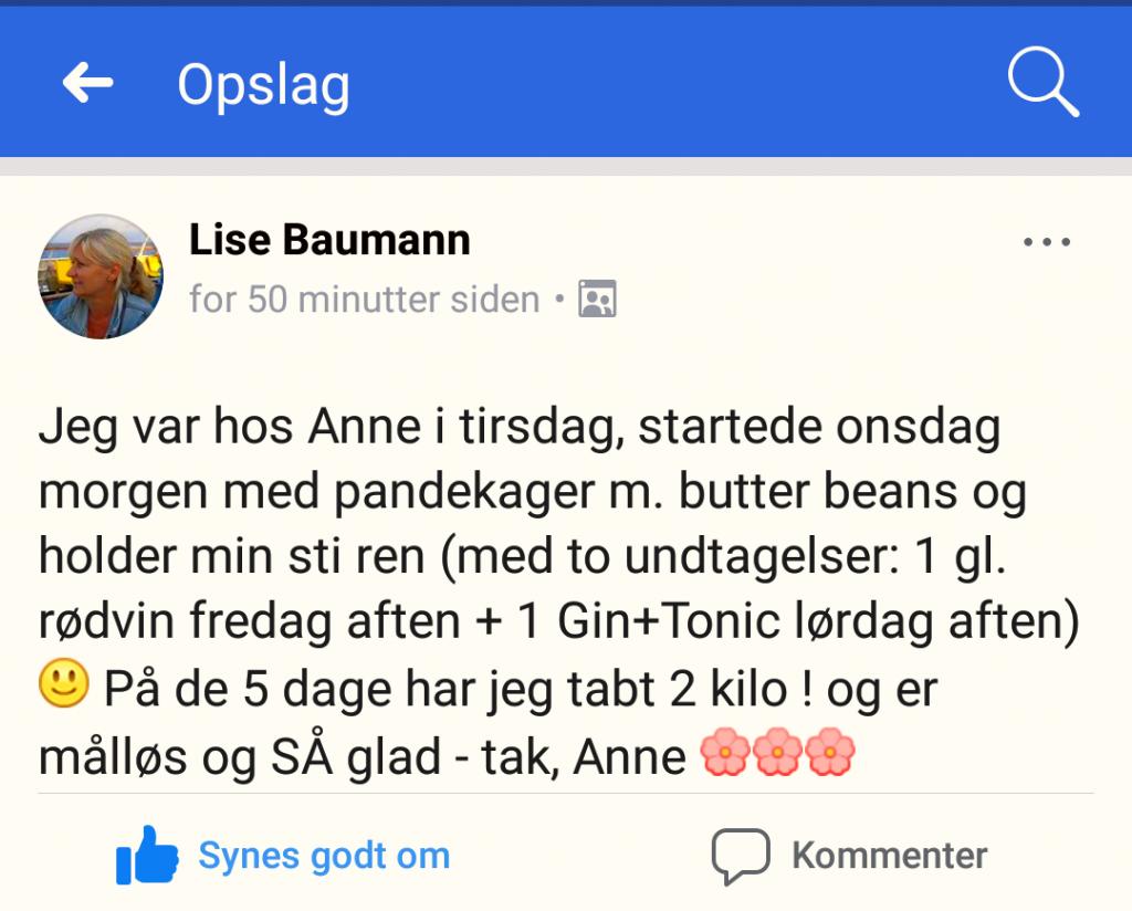 Facebook Lise