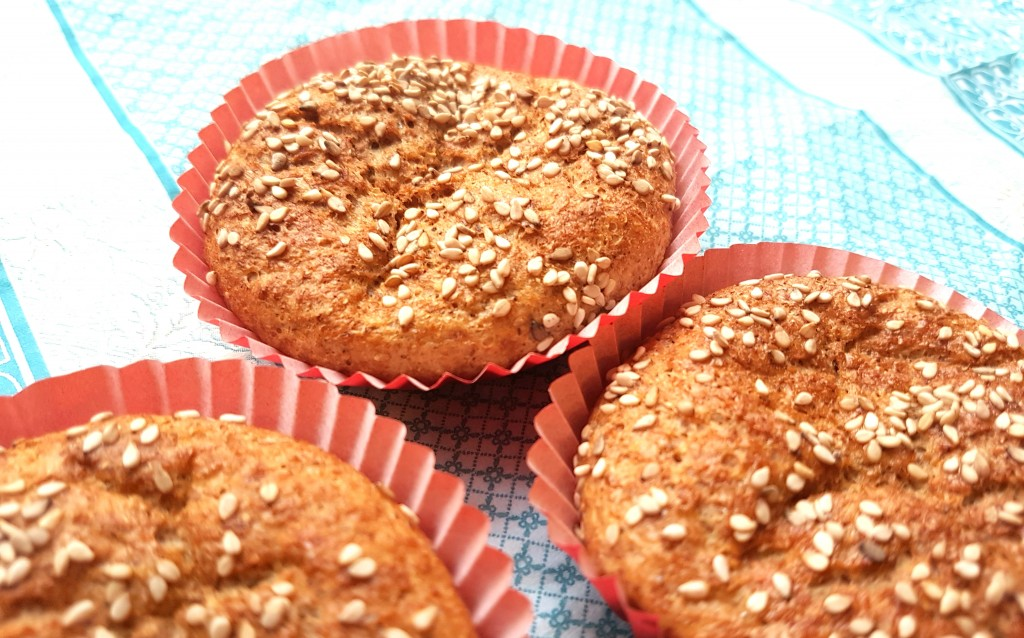 Lowcarb muffin
