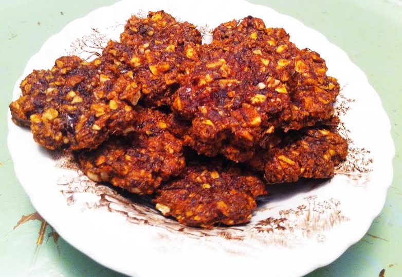 Sunde lækre brunkager – sødet med dadler